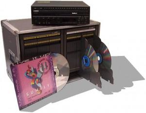 Pioneer laserdisc karaoke